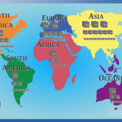 carte monde 63 96